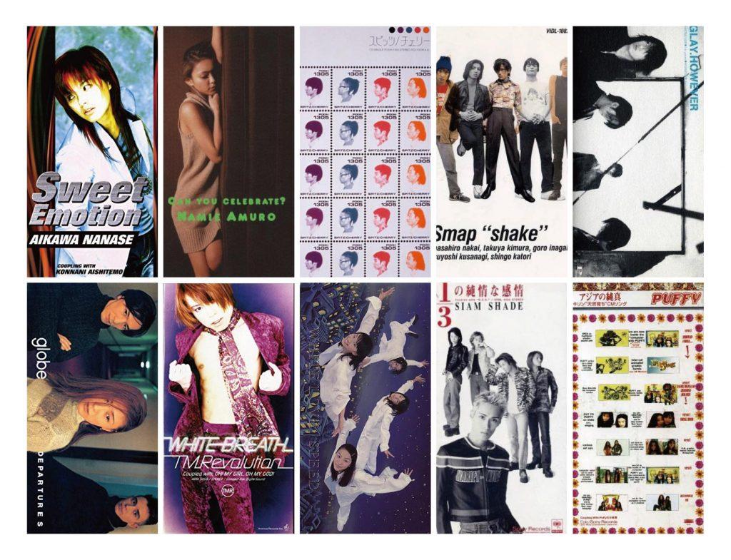 1990年代 J-POP 8mmCD CDジャケット 黄金期 オリコン  人生で一番最初に買ったCD 大黒摩季のら・ら・ら